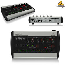 Behringer P16-M Powerplay 16 Digital 16-Channel Mixer l USA Authorized Dealer