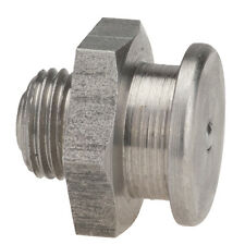 M10 x 1,0 [100 pezzi] v2a DIN 3404 ø16mm piatto lubrificazione capezzoli Niro
