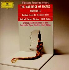 Mozart : The Marriage of Figaro - (HIGHLIGHTS) Karl Bohm