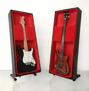 (Cream) (Jack Bruce and Eric Clapton) - Miniature Guitar Set