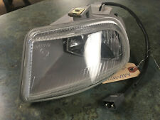 A082M4927J Lotus Esprit right front fog lamp, clear, NOS