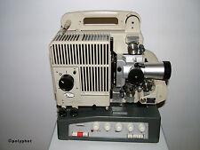 """16mm-Filmprojektor SIEMENS 2000 """"BUNTE KUH"""" (Licht-u. Magnettonwiedergabe+Aufn.)"""