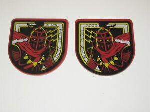 Black Knight 2000 Pinabll Promo Speaker Cutouts NOS