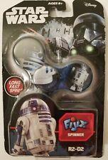 Star Wars R2-D2 Fijix Spinner Disney Toy