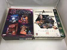 Star Trek Vintage  Game Software Starfleet Command Final Unity 5 Games Next Gen