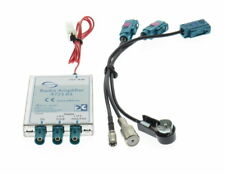 Dietz 41107 Antenne Rundfunkverstärker AM/FM / DAB+ mit integriertem Splitter