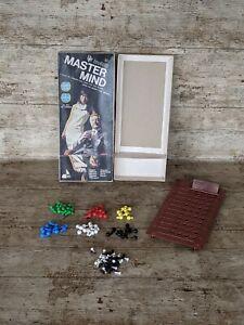 Original MASTER MIND Vintage Classic BOARD GAME Invicta 1972 Boxed