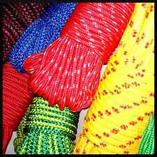 3 mm PolyPropylene Rope Braided Cord Wire Twine Strand Strong String Line Sport