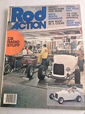 Rod Action Magazine CB Radio nationals South Coverage August 1976 032317NONRH
