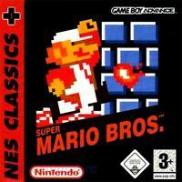 Nintendo GameBoy Advance Spiel - NES Classics: Super Mario Bros. Modul