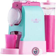 Sweet & Easy Kapselmaschine (Türkis-Pink)