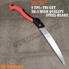 NEW Barracuda Saw 20.75'' Garden Saw Pruning Saws SK-5 Steel Blades Sharp
