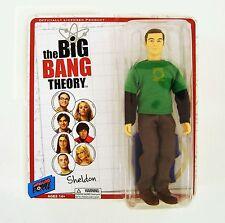 "BBP The Big Bang TheoryDr. Sheldon Cooper8"" Figure w/ Extra Superman Shirt"