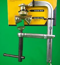Clamp StrongHand UD45M-C3 4 in 1 F Clamp 115mm x 80mm Bobthewelder Aussie Seller