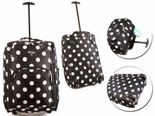 Up to 40L Women's Synthetic Laptop Friendly Luggage