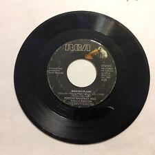 Porter Wagoner Dolly Parton Making Plans / Beneath the Sweet Magnolia 45 RCA VG