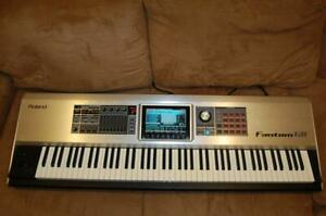 Roland Fantom G8 88 Keys keyboard Synthesizer L@@@K!!!!!!
