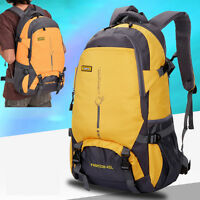 45L 25L Outdoor Travel Backpack Hiking Sports Bag Laptop Bag Rucksack Daypack N