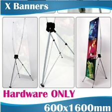 X Banners Tension banners Banner Stands Roll Up Banner Pull Up 600x1600mm