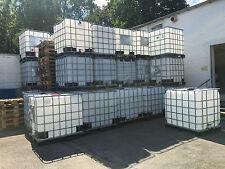 IBC 1000Liter Container Fass Regentonne Wasserfass Regenwassertank Tank