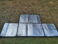 4ft Single Rabbit / Guinea pig hutch Snuggle Insulation Cover (Cover Only)