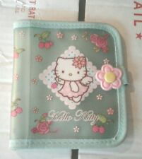 sanrio hello kitty angel wallet/ picture/credit card holder 2004 cute!