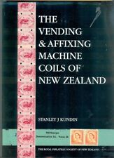 VENDING & AFFIXING COILS OF NEW ZEALAND PUBLICATION (ID:LIT69)
