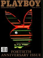 Playboy Magazine January 1994 Collector's Edition - 40th Anniversary Issue