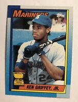 1990 Topps #336 Ken Griffey Jr Rookie Card EX Condition Rare Error Scar Arm