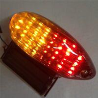 Brake Tail lights For GSX1300R Hayabusa Katana GSX 600 GSX600F 750 GSX750F Clear