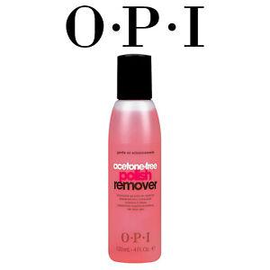 OPI None Acetone Polish Remover 120ml