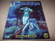 L'INSONNE 1-DESDY METUS-GIUSTIZIA E'FATTA-NOVA 1994 OTTIMO!IL PRIMO NUMERO!L'UNO