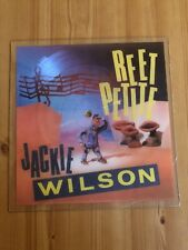 "Jackie Wilson Reet Petite Shaped 7"" Picture Disc VG Record Vintage Retro"