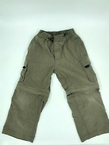 Children's Boys Old Navy Cargo Shorts Pants Tan Size 6 Polyester