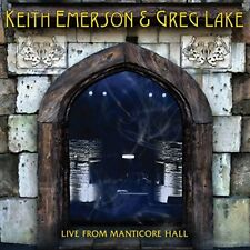 Keith Emerson - Live From Manticore Hall [CD]