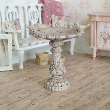 Fairy Garden Miniature ~ Oiseaux reposant sur résine pots Birdbath ~ Mini Dollhouse