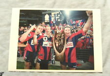 RUGBY LEAGUE  PHOTO - 2001 GRANDFINAL, NEWCASTLE KNIGHTS