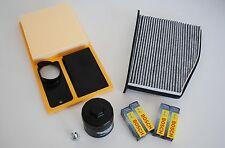 Inspektionskit Inspektionspaket Filterset VW Golf V 5 Typ1K 1,4 16V 59KW 80PS