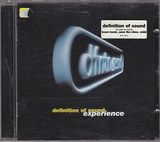 DEFINITION OF SOUND - experience CD