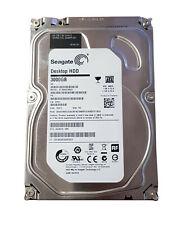"3 TB Seagate Desktop HDD, Modell: ST3000DM001, 3.5"", SATA III Festplatte 7200rpm"