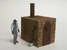 O / On2 / On3 / On30 / 1:48th scale MERCURY STILL (Mining Oven/Retort) KIT