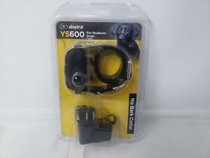 Dogtra YS600 Rechargeable Adjustable No Bark Collar