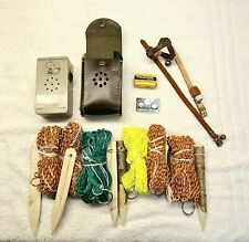 Deben Ferret Finder, Collar and case ,  plus accessories