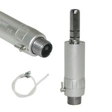 USA Dental Slow Low Speed E Air Motor Micromotor 2 Holes Contra Angle Handpiece