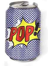 TIN CAN OF POP DRINK Design Note Pad Notebook Notepad Book Paper Gift