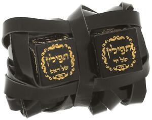 Tefillin For Right Handed Person, Dakkot Peshutim Mehudarim Ashkenazi Phylactery