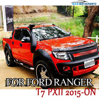 Frosted Fender Flare For FORD Ranger T7 PX MK2 Wheel Arch 2015-2018 6pcs Set