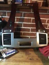 2007-2014 Cadillac Escalade Radio Bezel Trim Surround Dash Vents Cover Panel Oem