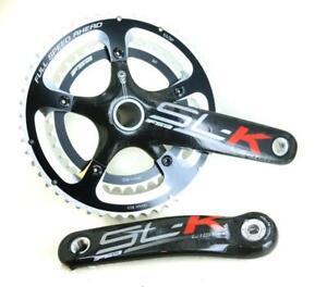 FSA SL-K Light Carbon Road Bike Crankset C-11 53/39T 170mm BB30 / PF30 NEW