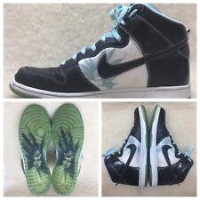 pretty nice 5518b b16d5 Nike Dunk High Premium Santana Black Glacier Blue Sz 13 US EUR 47.5  312786-003